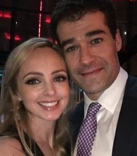 Christina Alvernaz Marleau And Patrick Marleau