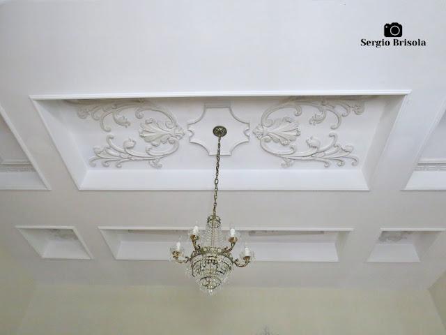 Palacete Violeta (lustre da Suíte da Noiva)
