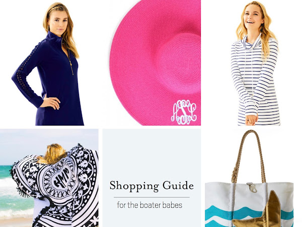 Boater Babes Shopping Guide