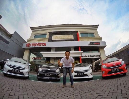 Toyota Denpasar Bali
