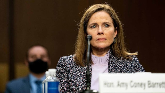 Az amerikai szenátus megszavazta Amy Coney Barrett alkotmánybírót