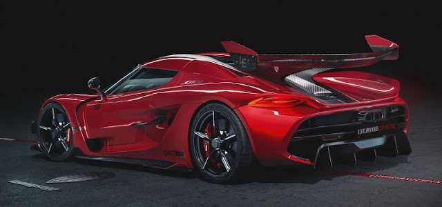 Koenigsegg, Koenigsegg Jesko, New Cars