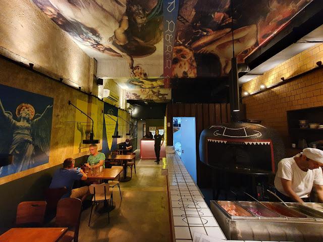 Blog Apaixonados por Viagens - Sotto Pizzaria - Onde comer no Rio - Botafogo