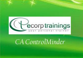 CA ControlMinder training in Hyderabad