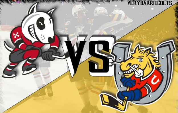 Game Preview: Niagara IceDogs VS Barrie Colts. #OHL