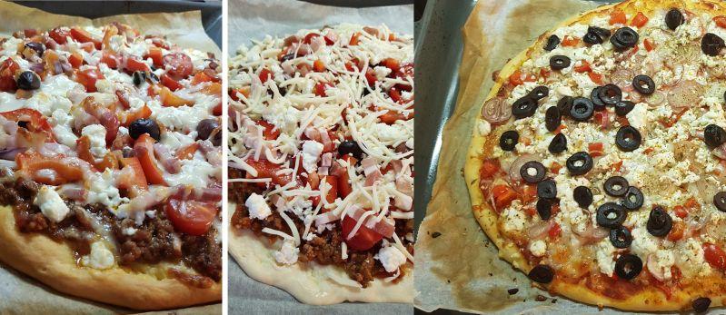 Griechische Pizza - Hohl Dir den Sommer in die Küche