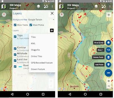 Cara Menggunakan Aplikasi SW Maps