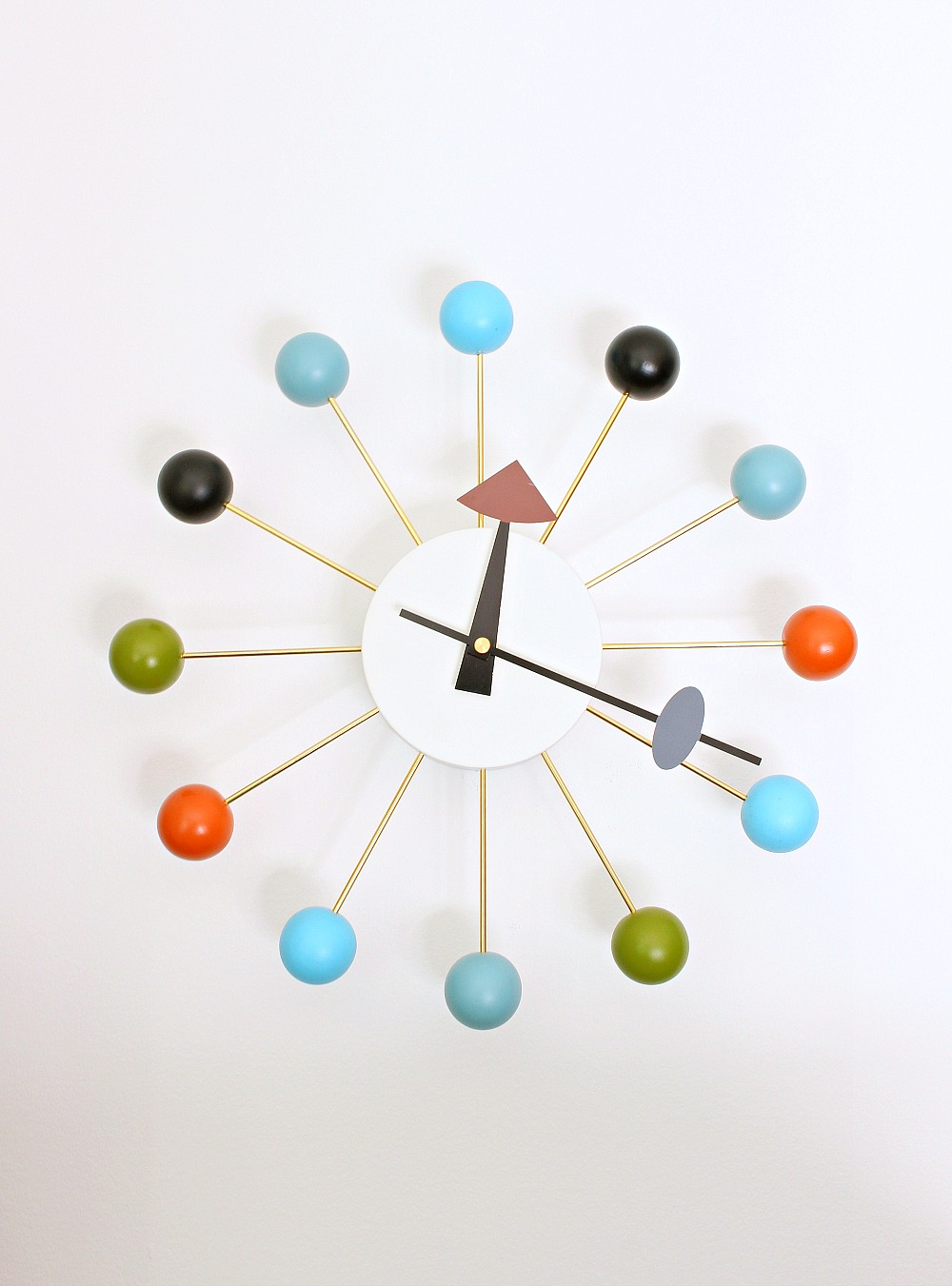 A Modern Ball Clock from Regency Shop