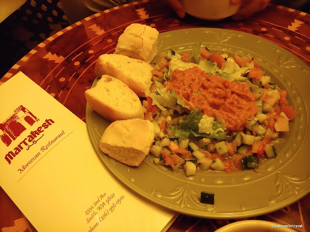 Morocco's Salad Marrakesh