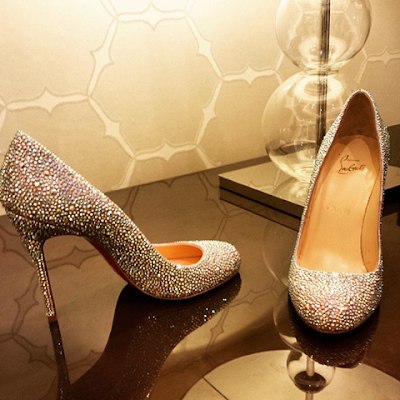 Marian Rivera And Heart Evangelista Wedding Shoes