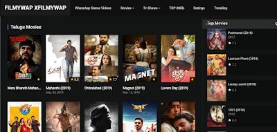 Filmywap Telugu Movie Download