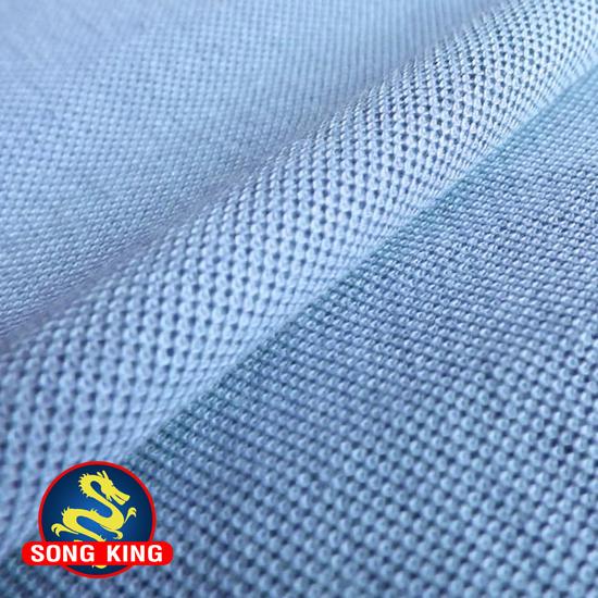 Vì sao vải thun cá sấu cotton được ưa chuộng để may áo đồng phục