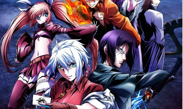 Chronos Ruler Anime Series Gets Premiere Date and New Poster.