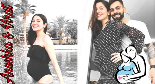 Bollywood actress Anushka Sharma is going to be a mother soon. These days she is enjoying her pregnancy period.