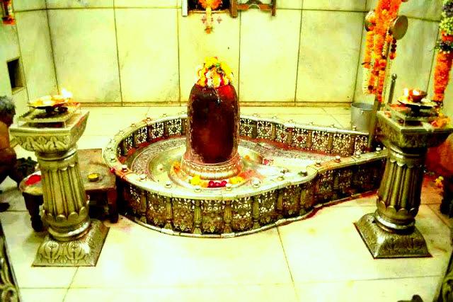 Mahakaleshwara jyotirlinga image