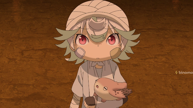 Made in Abyss: Dawn of the Deep Soul 2020 Dual Audio Hindi [Fan Dubbed] 720p BluRay
