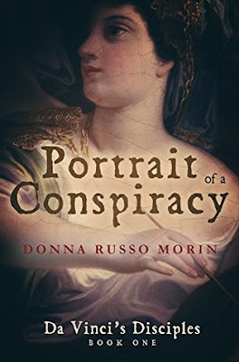Review: Portrait of a Conspiracy by Donna Russo Morin