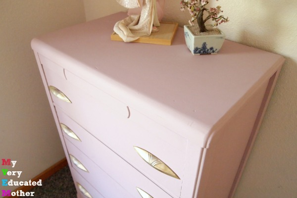 This is the Classico Old Rose by Pure and Original Paints. It turned out perfectly!