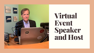 Virtual Event Speaker / Virtual Event Host - Thom Singer
