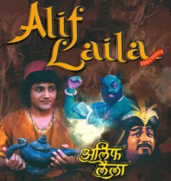 Watch Alif Laila Re-Telcast on Enterr10 Movies