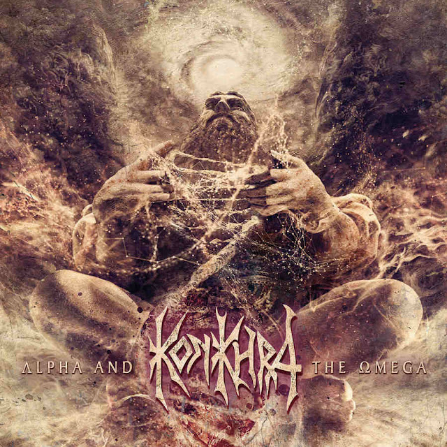"Konkhra - ""Alpha and the Omega"""