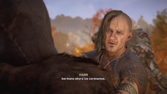 Ivarr Assassins Creed Valhalla