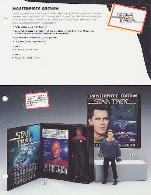 Star Trek Masterpiece Edition