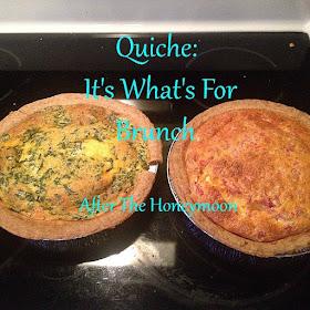 quiche brunch breakfast food easy recipe