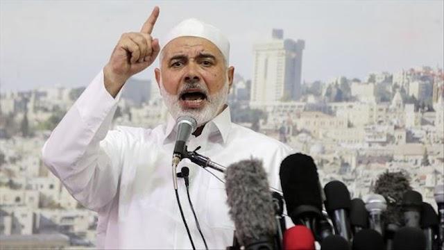 Hamas Surati Jokowi Soal Aneksasi Israel di Tengah Covid-19