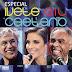 Encarte: Ivete Sangalo, Gilberto Gil e Caetano Veloso - Especial Ivete, Gil e Caetano