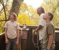Mud a drama film written and directed by Jeff Nichols.