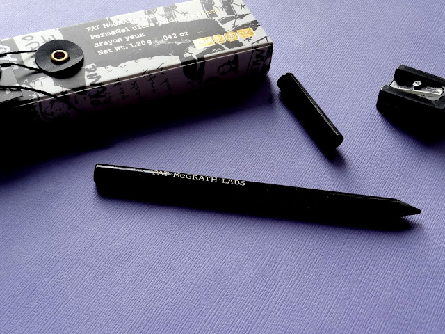 Pat McGrath Labs Permagel Ultra Glide Eye Pencil In Xtreme Black