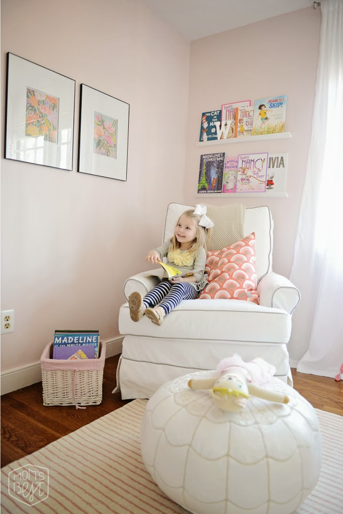 From Junk Room To Beautiful Bedroom The Big Reveal: Today On Destination Nursery