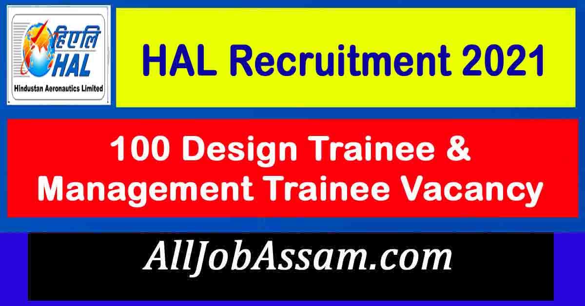 Hindustan Aeronautics Limited Recruitment