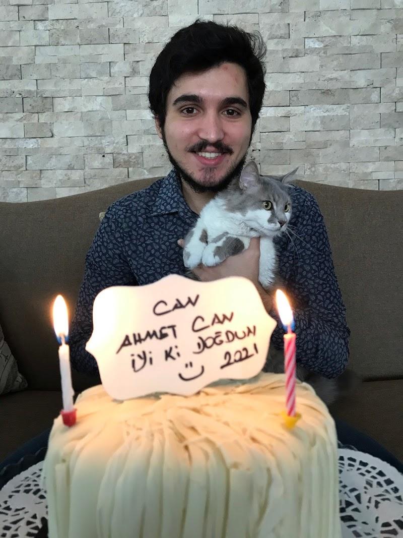 Ahmet Can 22 oldu !
