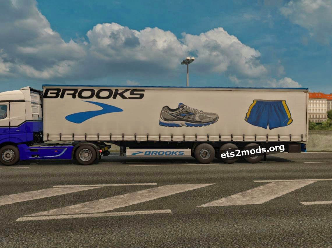 Brooks trailer mod