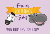 Learn about story elements and friendship with Zester the Zebra and His Missing Stripes written by Christen Conrad. Lesson includes a fun zebra craft.  #kellysclassroomonline