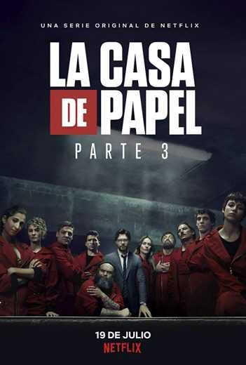 مشاهده مسلسل La Casa de Papel موسم 3