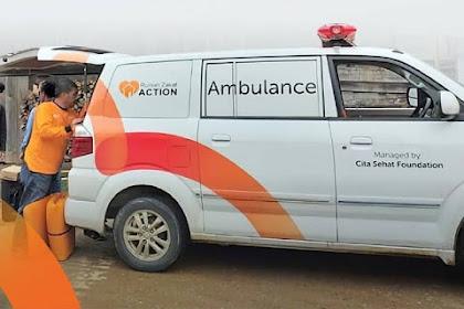 Daftar Nomor Telepon Layanan Ambulans Gratis Rumah Zakat Lengkap
