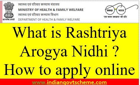 Rashtriya+Arogya+Nidhi