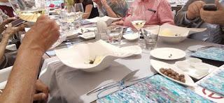 Restaurant Esmarris terraza Dolce Sitges
