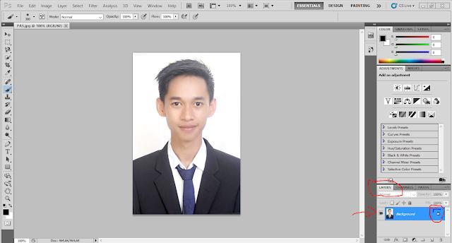 background photoshop