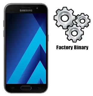 Samsung Galaxy A3 2017 SM-A320Y Combination Firmware