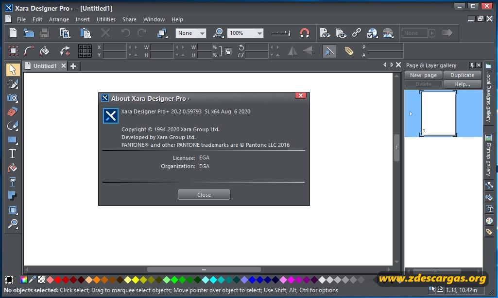 Xara Designer Pro Plus 2020 Full