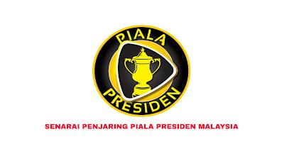 Senarai Penjaring Terbanyak Piala Presiden Malaysia 2019