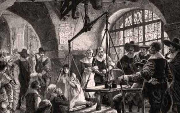Mengidentifikasi Penyihir Abad Pertengahan dengan Metode yang Unik