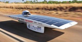 Otomatis ditenagai oleh Solar