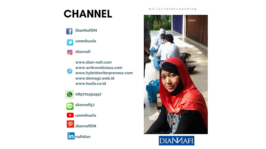 Profil Dian Nafi