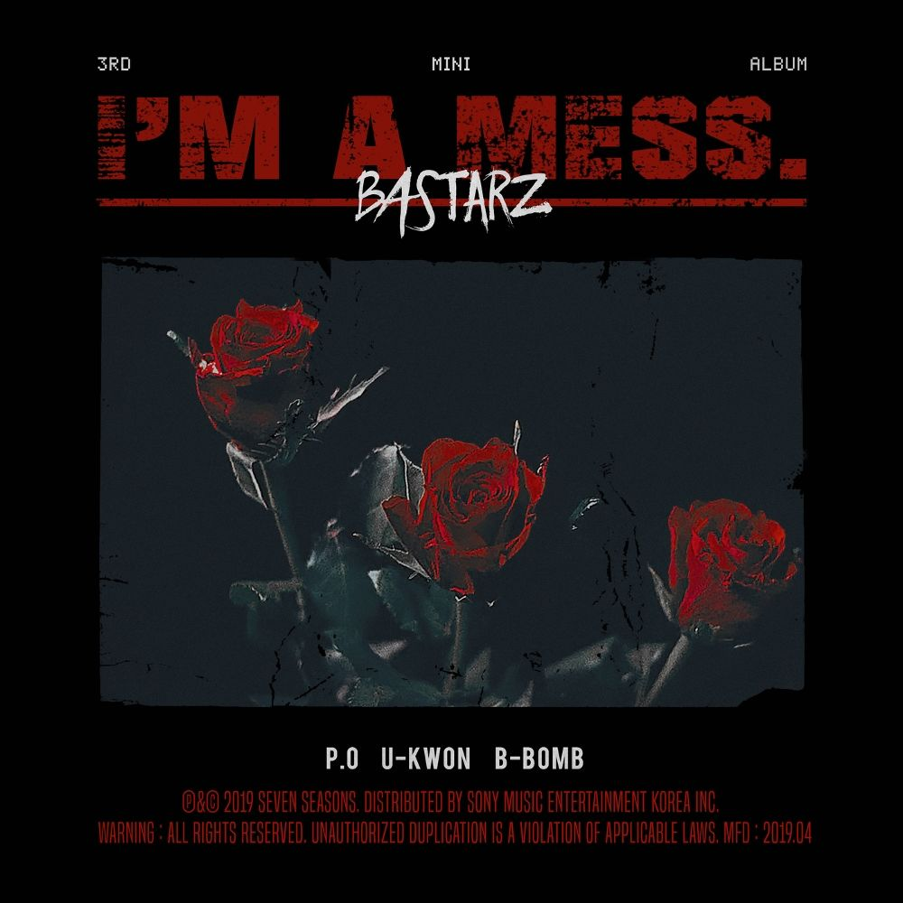 BLOCK B BASTARZ – I`m a mess. – EP (ITUNES MATCH AAC M4A)