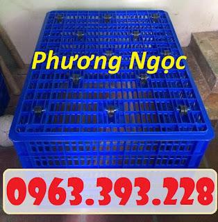 90bc1d695554ac0af545 - Sọt nhựa 26 bánh, sọt nhựa HS015, sóng nhựa công nghiệp